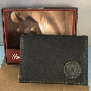 Rawlings Baseball Wallet Card Holder